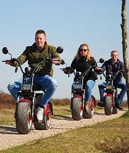 E-Chopper tour Apeldoorn